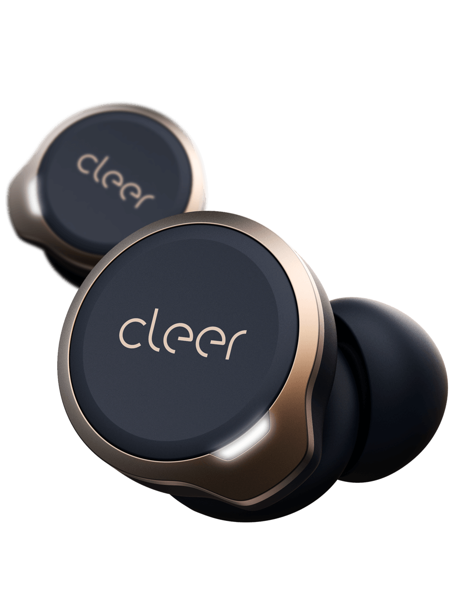 The True Wireless Earbuds with Noise Cancelation