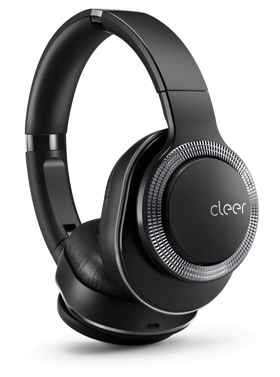 The Wireless Hybrid Noise Canceling Headphone
