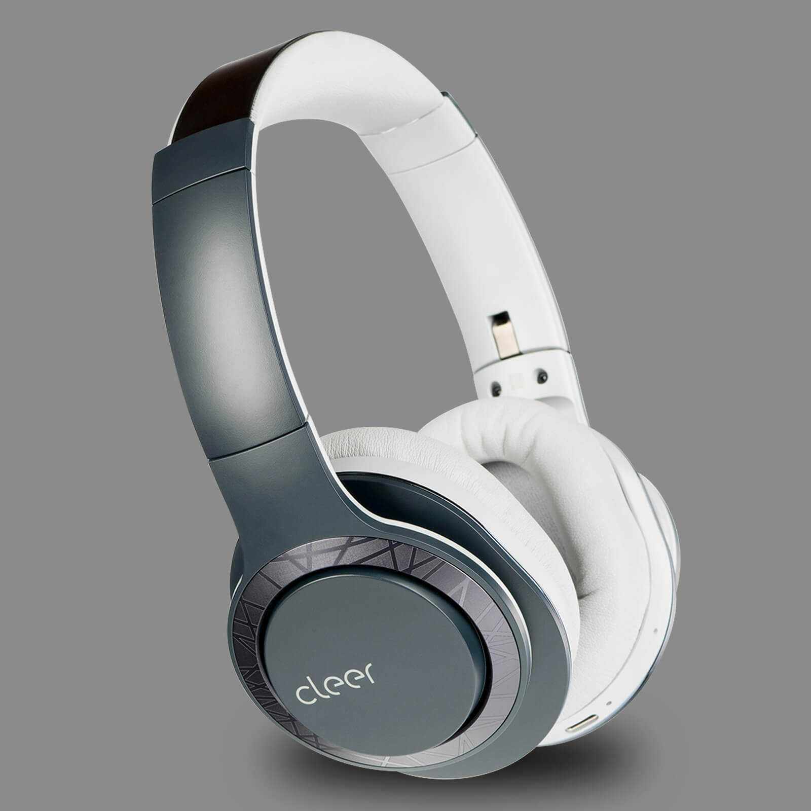 enduro headphones gray